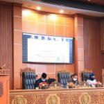 DPRD Depok Setujui Perubahan Anggaran Tahun 2021 dan Sahkan Anggaran APBD Tahun 2022